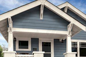 spokane-painter-of-exterior-house-blue-walls-and-white-trim